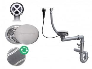 Der automatische 1-Kammer-Siphon