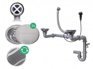 Der automatische 2-Kammer-Siphon